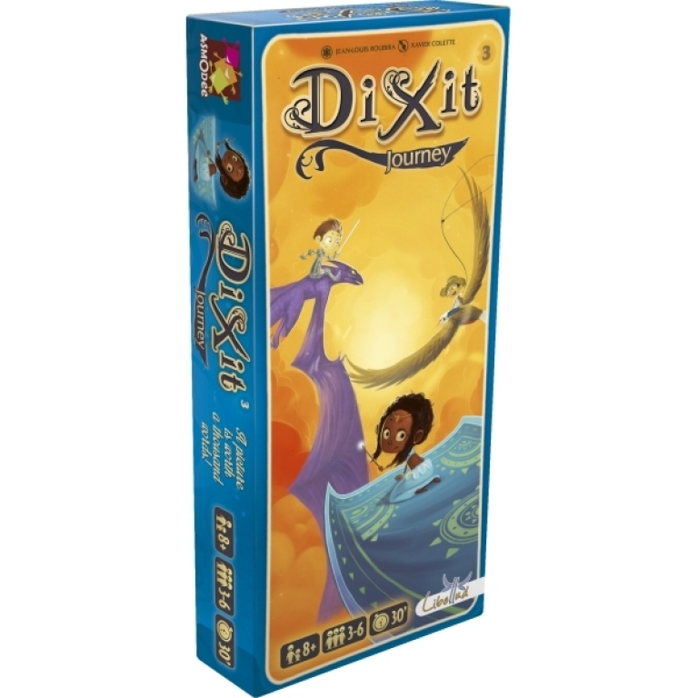 Dixit 3 - Journey | Libellud