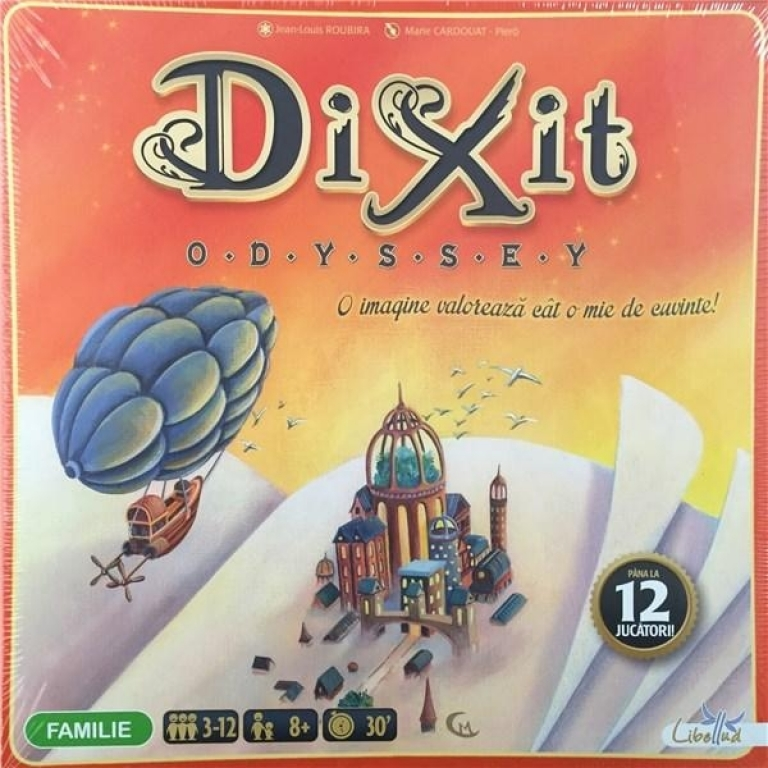 Dixit Odyssey (2015) | Libellud